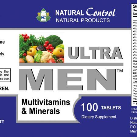 Optimiza la salud de los hombres.