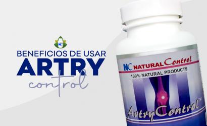 Artry control alivió natural para artritis